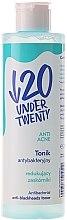 Parfüm, Parfüméria, kozmetikum Antibakteriális tonik - Under Twenty Anti Acne Tonik