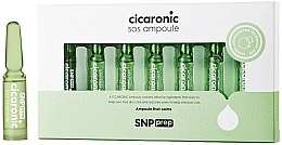 Parfüm, Parfüméria, kozmetikum Nyugtató ampulla arcra - SNP Prep Cicaronic SOS Ampoule
