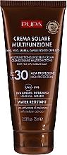 Parfüm, Parfüméria, kozmetikum Hidratáló napvédő krém egész testre SPF 30 - Pupa Multifunction Sunscreen Cream