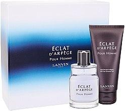 Parfüm, Parfüméria, kozmetikum Lanvin Eclat d'Arpege Pour Homme - Szett (edt/50ml + sh/gel/100ml)