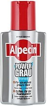 Parfüm, Parfüméria, kozmetikum Sampon ősz hajra - Alpecin Power Grau Shampoo