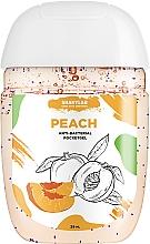 """Parfüm, Parfüméria, kozmetikum Kézfertőtlenítő """"Őszibarack"""" - SHAKYLAB Anti-Bacterial Pocket Gel"""
