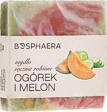 """Parfüm, Parfüméria, kozmetikum Természetes szappan """"Uborka és dinnye"""" - Bosphaera"""