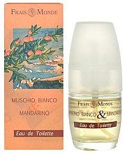 Parfüm, Parfüméria, kozmetikum Frais Monde White Musk And Mandarin Orange - Eau De Toilette