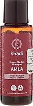"""Parfüm, Parfüméria, kozmetikum Ayurvédikus sampon """"Amla"""" - Khadi Amla Shampoo"""