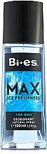 Parfüm, Parfüméria, kozmetikum Bi-Es Max - Spray dezodor