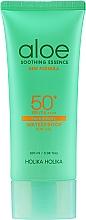 Parfüm, Parfüméria, kozmetikum Napvédő krém aloe verával - Holika Holika Aloe Waterproof Sun Gel