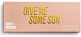 Parfüm, Parfüméria, kozmetikum Bronzosító paletta - Makeup Obsession Give Me Some Sun