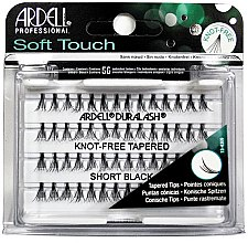Parfüm, Parfüméria, kozmetikum Tincses műszempilla - Ardell Soft Touch Duralash Short Black Tapered Tips