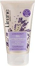 "Parfüm, Parfüméria, kozmetikum Antibakteriális gél ""Organikus levendula"" kézre, arcra és testre - Lirene Antibacterial Gel"