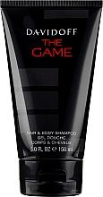 Parfüm, Parfüméria, kozmetikum Davidoff The Game - Tusfürdő
