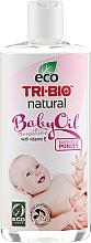 Parfüm, Parfüméria, kozmetikum Babaolaj - Tri-Bio Natural Baby Oil