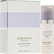 Parfüm, Parfüméria, kozmetikum Arcszérum - Isabelle Lancray Zensibia Ultrazen Serum Equilibrant