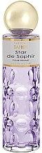 Parfüm, Parfüméria, kozmetikum Saphir Parfums Star - Eau De Parfum (teszter kupakkal)