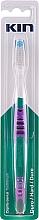 Parfüm, Parfüméria, kozmetikum Fogkefe, kemény, lila - Kin Hard Toothbrush