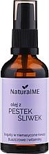 Parfüm, Parfüméria, kozmetikum Szilvamag olaj - NaturalME ( adagolóval)