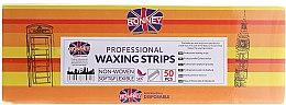 Parfüm, Parfüméria, kozmetikum Gyanta csíkok 7x20 cm - Ronney Waxing Strips