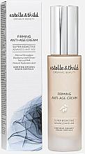 Parfüm, Parfüméria, kozmetikum Anti age arckrém - Estelle & Thild Super BioActive Firming Anti-Age Cream