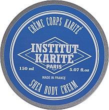 Parfüm, Parfüméria, kozmetikum Testápoló krém - Institut Karite Milk Cream Shea Body Cream