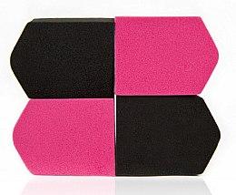 Parfüm, Parfüméria, kozmetikum Sminkszivacs, színes, 4db. 4307 - Donegal Blending Sponge