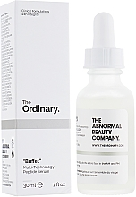 Parfüm, Parfüméria, kozmetikum Peptid arc szérum - The Ordinary Buffet Multi-Technology Peptide Serum