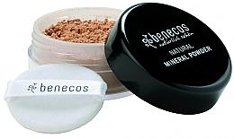 Parfüm, Parfüméria, kozmetikum Ásványi púder - Benecos Natural Mineral Powder