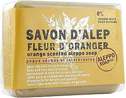 "Parfüm, Parfüméria, kozmetikum Alepi szappan ""Narancs"" - Tade Aleppo Orange Scented Soap"