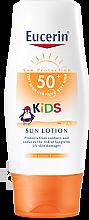 Parfüm, Parfüméria, kozmetikum Napvédő lotion gyermekeknek SPF50 - Eucerin Sun Kids Lotion LSF 50+