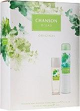 Parfüm, Parfüméria, kozmetikum Chanson D?eau Original - Szett (deo/spray/75ml + deo/200ml)