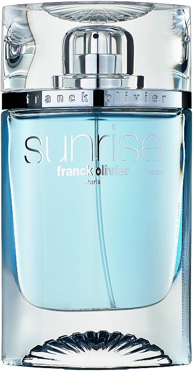 Franck Olivier Sun Rise - Eau De Toilette — fotó N1