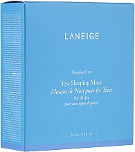Parfüm, Parfüméria, kozmetikum Éjszakai pakolás szemkörnyékre - Laneige Sleeping Care Sleeping Eye Mask