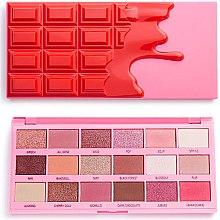 Parfüm, Parfüméria, kozmetikum Szemhéjfesték paletta - I Heart Revolution Eyeshadow Chocolate Cherry Palette