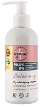 Parfüm, Parfüméria, kozmetikum Intim hiauloron mosakodó gél - 4Organic Hyaluronic Intimate Gel