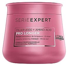 Parfüm, Parfüméria, kozmetikum Helyreállító maszk teljes hajhosszra - L'Oreal Professionnel Pro Longer Lengths Renewing Masque