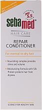 Parfüm, Parfüméria, kozmetikum Hajkondicionáló minden hajtípusra - Sebamed Classic Hair Repair Conditioner