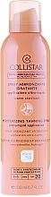Parfüm, Parfüméria, kozmetikum Hidratáló napozó spray - Collistar Moisturizing Tanning Spray SPF20 200ml