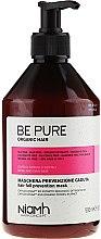 Parfüm, Parfüméria, kozmetikum Hajhullás elleni maszk - Niamh Hairconcept Be Pure Hair Fall Prevention Mask