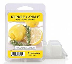 Parfüm, Parfüméria, kozmetikum Illatosított viasz - Kringle Candle Wax Melt Rosemary Lemon
