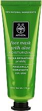 Parfüm, Parfüméria, kozmetikum Hidratáló maszk aloe verával - Apivita Moisturizing Mask