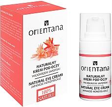 Parfüm, Parfüméria, kozmetikum Hidratáló szemkörnyékápoló krém - Orientana Bio Eye Cream