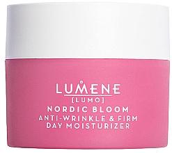 Parfüm, Parfüméria, kozmetikum Nappali arckrém - Lumene Lumo Nordic Bloom Anti-wrinkle & Firm Day Moisturizer