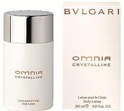 Parfüm, Parfüméria, kozmetikum Bvlgari Omnia Crystalline - Testápoló