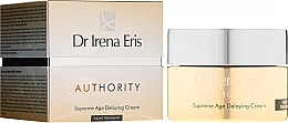 Parfüm, Parfüméria, kozmetikum Multi lifting arckrém - Dr Irena Eris Authority Supreme Age Delaying Cream