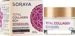 Parfüm, Parfüméria, kozmetikum Regeneráló ránctalanító nappali és éjszakai krém 60+ - Soraya Total Collagen 60+