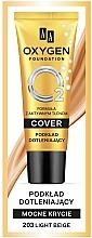 Parfüm, Parfüméria, kozmetikum Alapozó - AA Oxygen Cover Foundation