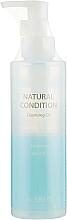 Parfüm, Parfüméria, kozmetikum Hidrofil olaj a bőr mély tisztításához - The Saem Natural Condition Cleansing Oil Deep Clean