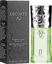 Parfüm, Parfüméria, kozmetikum Arcolaj - Cosme Decorte AQ Botanical Pure Oil