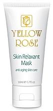 Parfüm, Parfüméria, kozmetikum Relaxáló maszk botox hatással (tubus) - Yellow Rose Skin Relaxant Mask