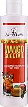 "Parfüm, Parfüméria, kozmetikum Test és hajgél ""Mangó koktél"" - Hristina Stani Chef's Mango Cocktail Hair and Body Shower Gel"