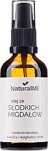 Parfüm, Parfüméria, kozmetikum Édes mandula olaj - NaturalME